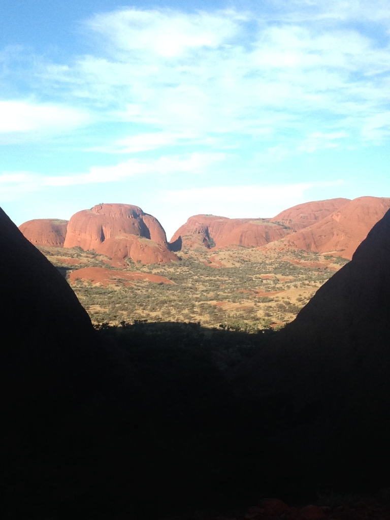 Kata Tjuta second look out