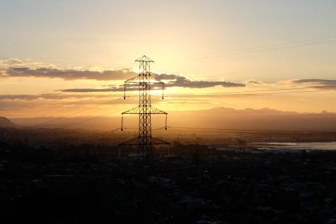 sunset nelson
