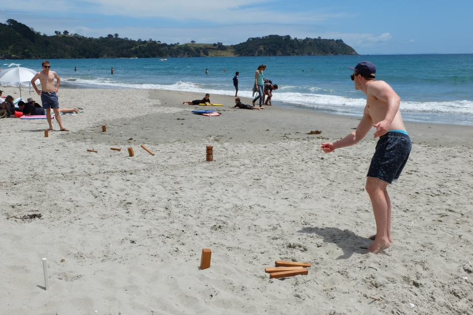 Game of Kubb